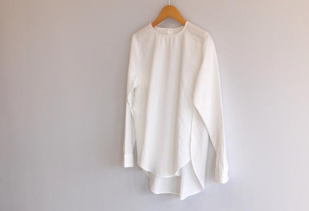 evameva-CottonSlitLongShirt-2