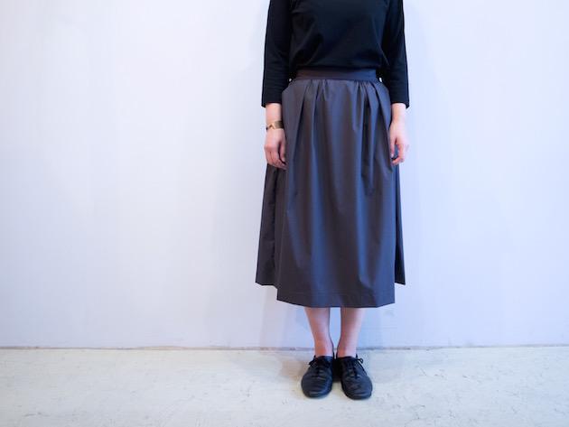 tsuki.s-細番手ストレッチスカート-3