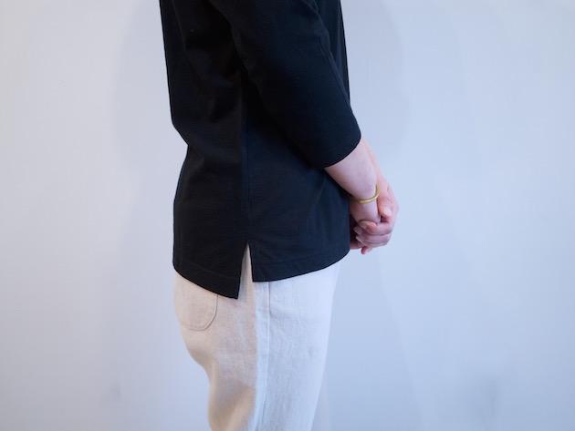 tsuki.s-度詰め天竺七分袖Tシャツ-8