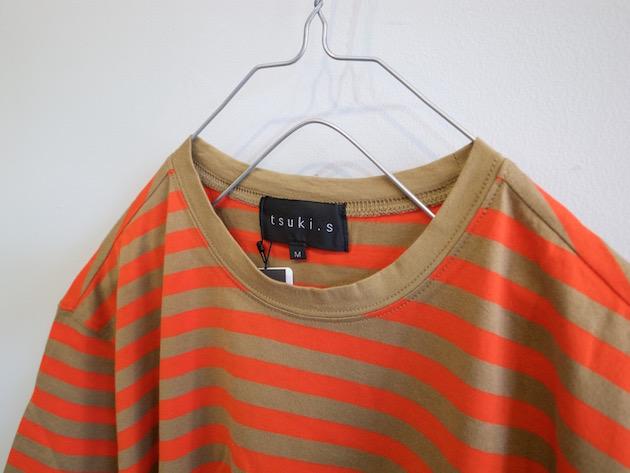 tsuki.s-フレンチストライプTシャツ-2