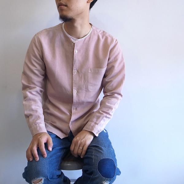 bunt-NoCollarShirts