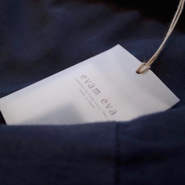 evameva-CottonWoolNocollarShirt